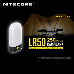 Image 2 - 3 em 1 nitecore lr50 campbank como power bank + lanterna de acampamento + carregador de bateria