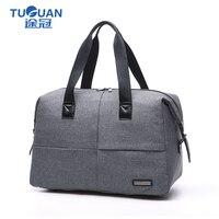 TUGUAN Men Travel Bag Portable Business Duffel Bag Travelling Tote Luggage Bag Bolsas De Viaje Carry