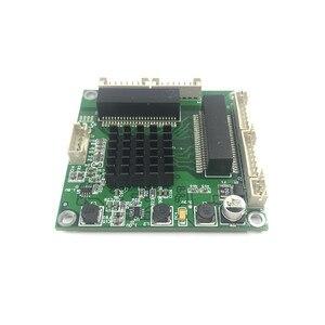 Image 3 - תעשייתי כיתה מיני 3/4 יציאת העברת מודול מתג Gigabit 10/100/1000 Mbps רחב טמפרטורת מיני שלושה ארבעה יציאת switchmodule