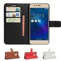 For Asus Zenfone 3 Max ZC520TL Case Wallet Flip Cover Stand PU Leather Case for Asus Zenfone 3 Max ZC520TL Cover