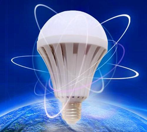 FREE Shipping!!! LED Intelligent Emergency Light Bulb / Water Energy Saving Light Bulb / E27 Screw Economic Resistance Capacity