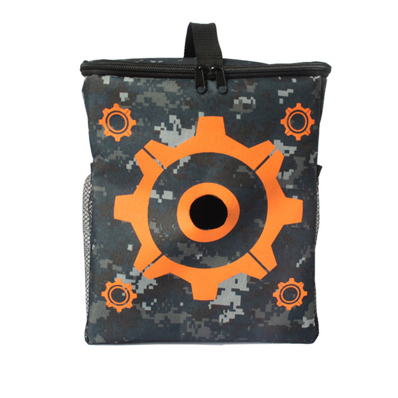 2018 New Target Pouch Gun Bullets Storage Case Holder Bag Organizer For Nerf Guns Darts N Strike Elite Series Accessories In Toy From Toys