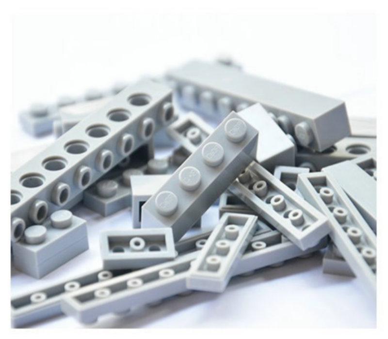 block gun building blocks lego lepin minecraft ninjago bricks (27)