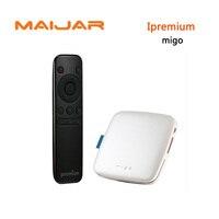 Mini Iptv Box Ipremium Migo Smart Micro IPTV OTT HUB Android Tv Box Live Streaming VOD