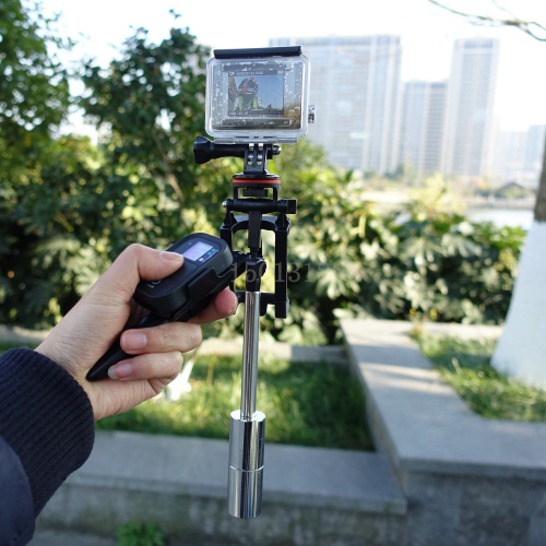 Camera Stabilizer Handheld Stabilizer Monopod Tripod for Gopro Hero HD 5 <font><b>4</b></font> 3+ 3 2 1 Sj4000 <font><b>5000</b></font> For Xiaomi yi for iPhone <font><b>7</b></font> 6S 6 image