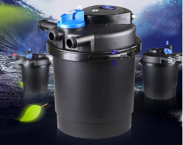 CPF2500 Type Pond Filter Filtration Equipment External Pre