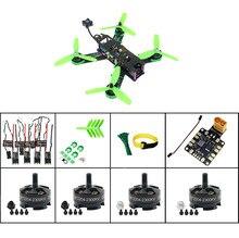 Kit de Drone QAV 210 RC quadrirotor bricolage soi-même 210, cadre + moteur + ESC + hélice + panneau d'alimentation, MINI Drone