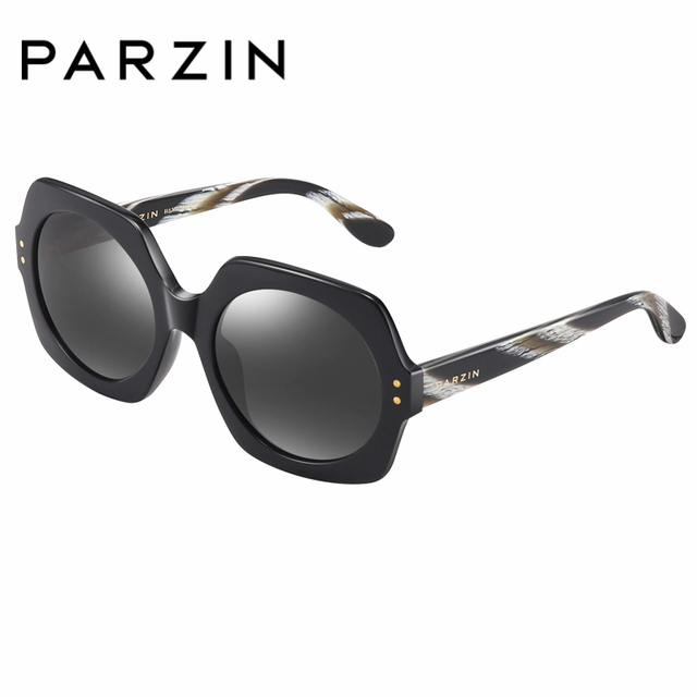 f848ab09385 PARZIN Cool Designer Women Square Sunglasses High Quality Polarized Driving  Sunglasses Fashion Accessories Big Sunglasses 9740