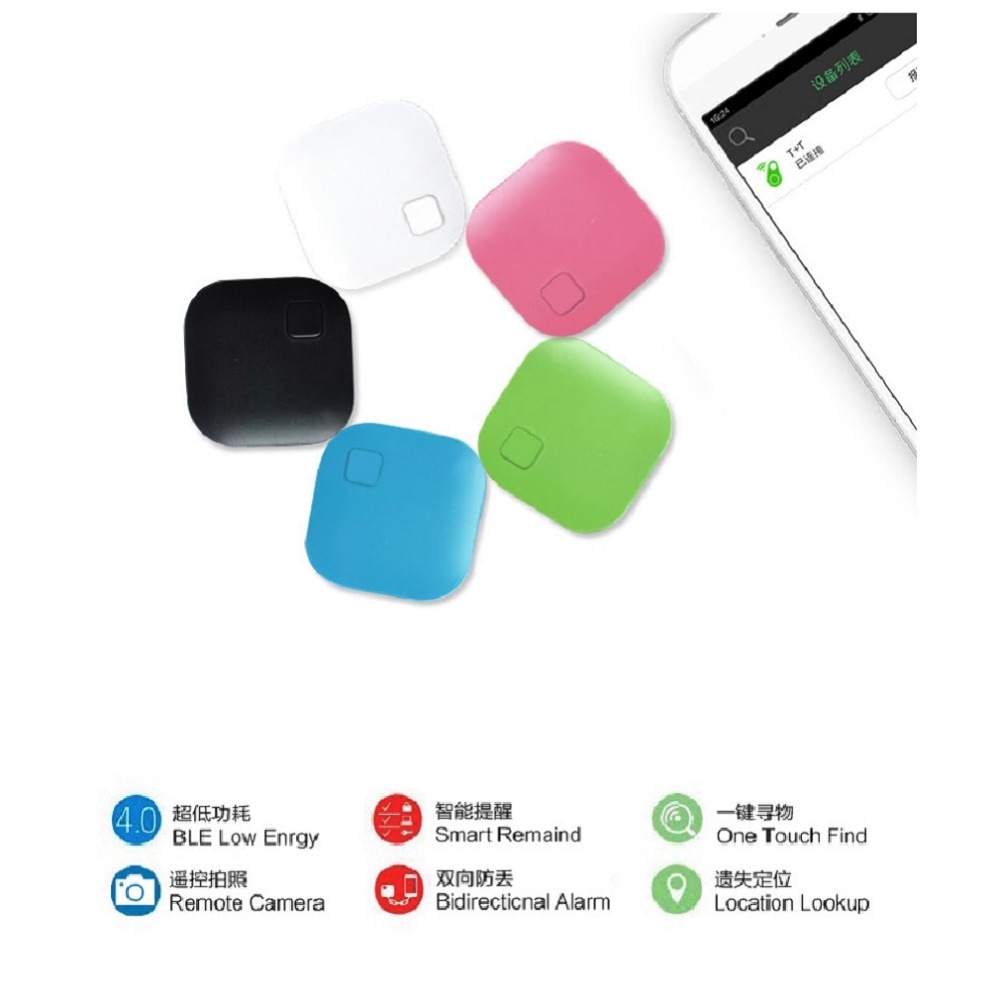 25M Range Wireless Smart Anti Lost Bluetooth Tracker Smart Finder Tag Wallet Key Tracer Anti Lost Locating Tool anti-lost device 5 pacs wireless smart finder tag tracker anti lost key bag wallet finder useful kids pet tracer lost reminder free shipping
