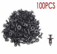 KEMiMOTO Renegade Rivets 100 Pack UTV For Can Am Maverick Commander Outlander For John Deere Gator