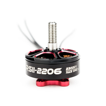 Official EMAX Motor Emax RSII2206 Brushless Motor for FPV RACER Quadcopter Kvadrokopter RC Drone Aircraft emax mt1804 2480kv cw brushless motor for drq 250
