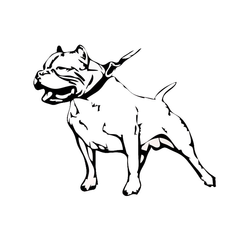 detail feedback questions about 14 6 12 1cm american bully lovely Brindle Pit detail feedback questions about 14 6 12 1cm american bully lovely pet dog decoration vinyl rear windshield car stickers black silver c6 1918 on