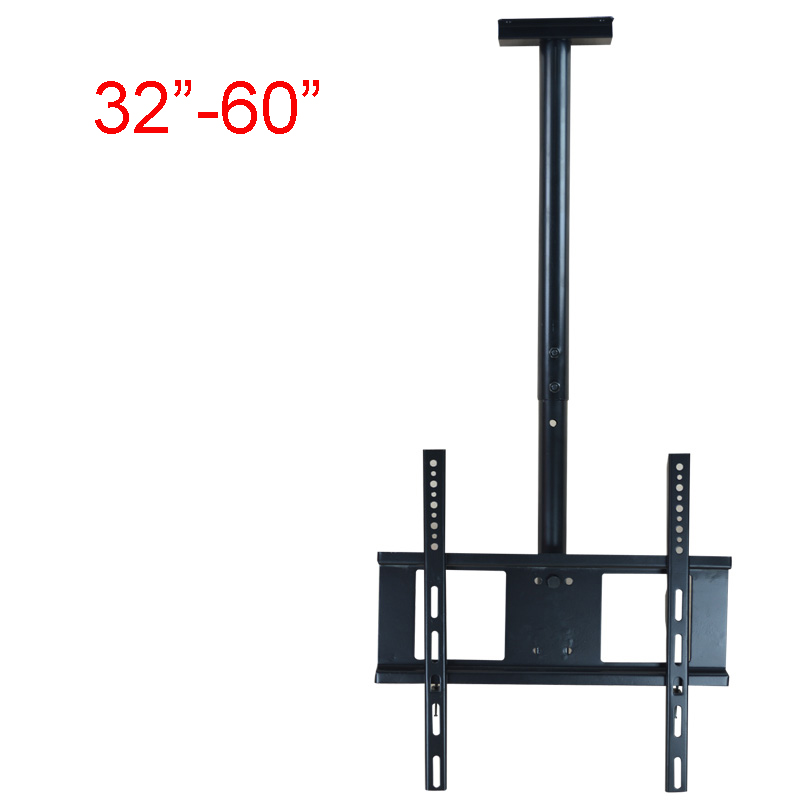 32 60 quot Ceiling TV Mount 360 Degree Full Motion Free Lifting LCD LED Monitor Holder Max 60kgs Loading in TV Mount from Consumer Electronics