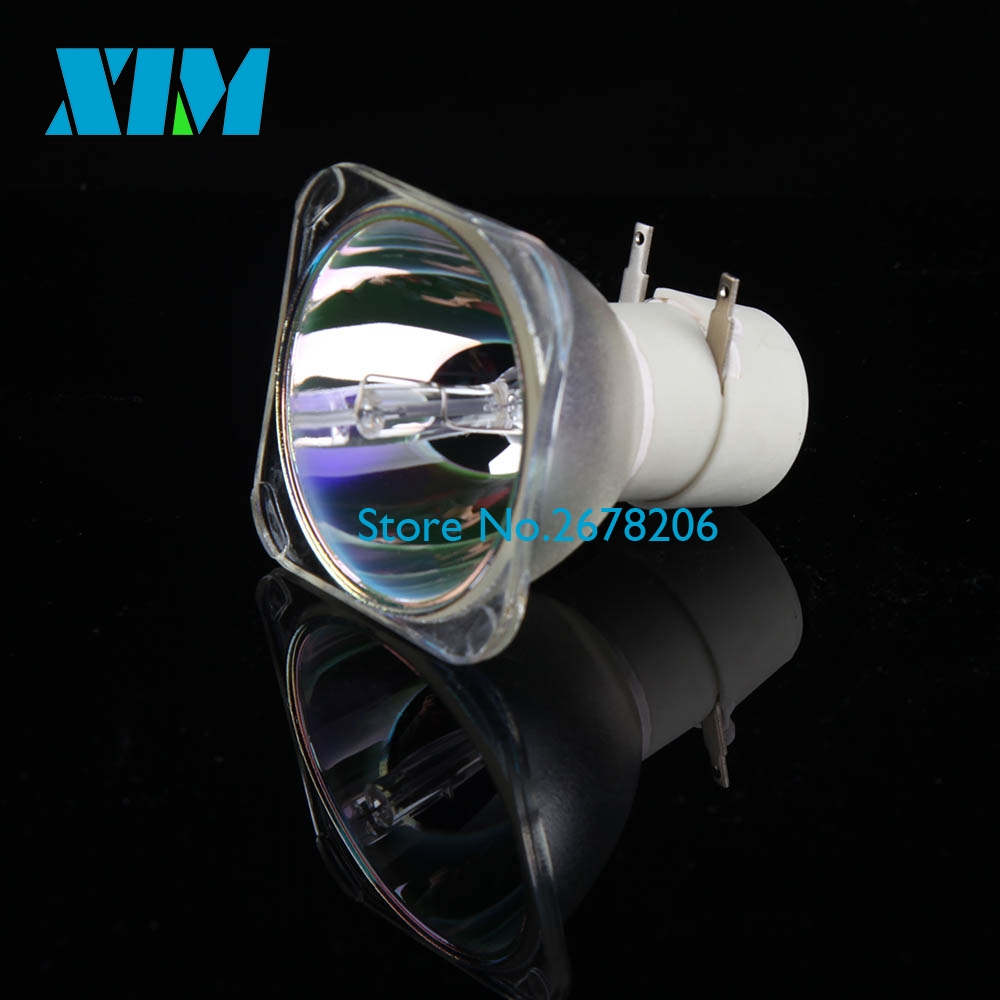Free Shipping High Quality Compatible Bare Lamp EC.K1400.001  Projector Bulb Lamp For ACER S5200