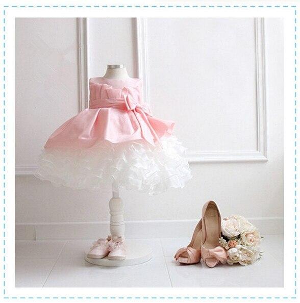Moderno Vestido Del Tutú Del Bebé Para La Boda Ideas Ornamento ...