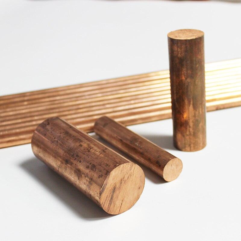 C18200 chromium copper rods alloy bronze zirconium cucrzr solid round-in Welding Wires from Tools