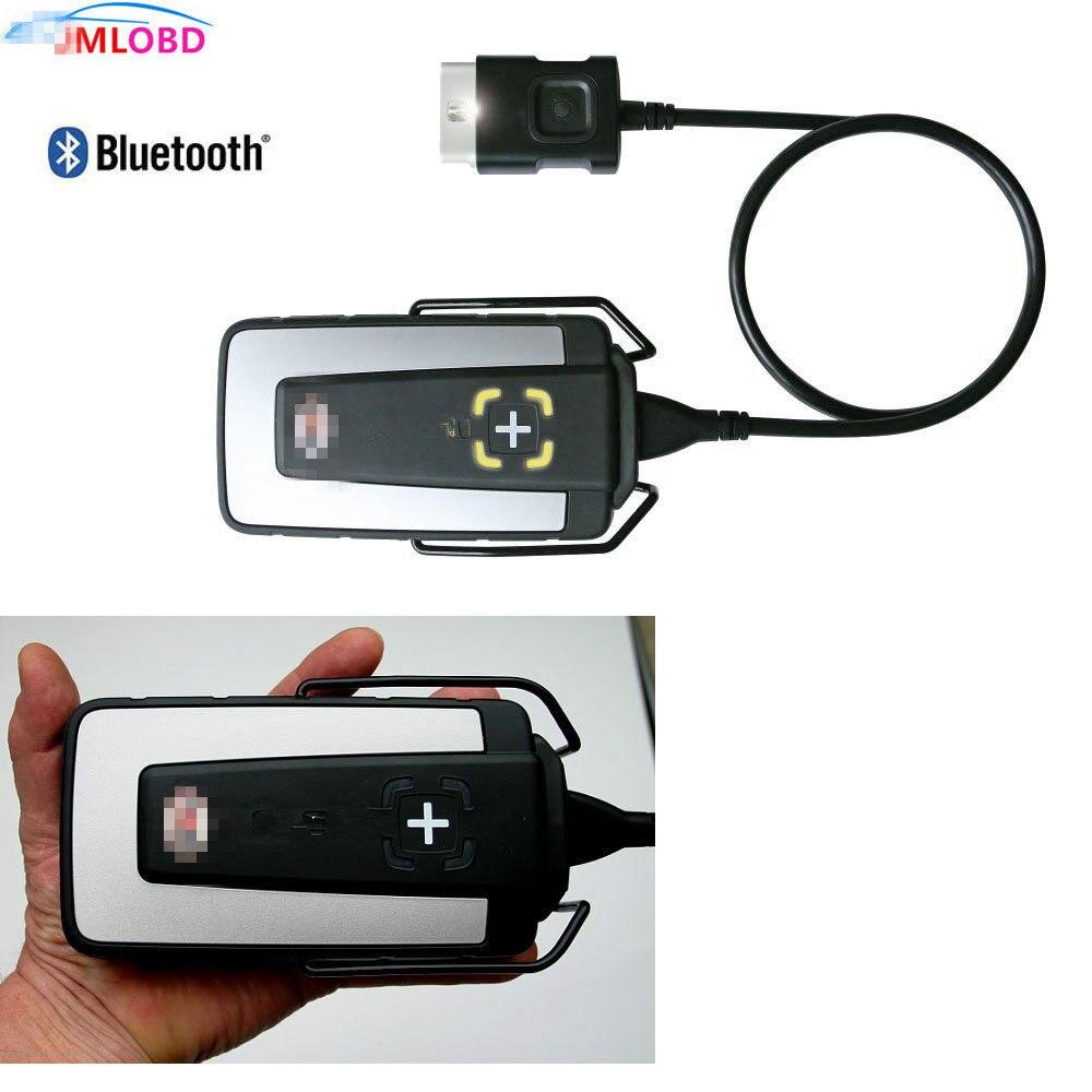 Pour Wow avec Bluetooth ou pas Bluetooth OBD2 OBDII voiture Scanner automatique Dignostic outil Tcs CDP