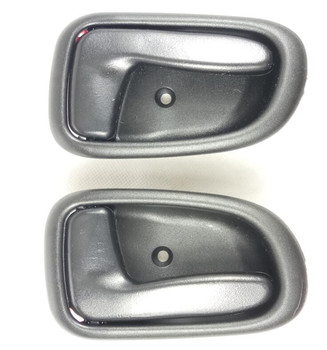 A Pair 2 PCS Left and Right Inside Door Handle for TOYOTA COROLLA AE100 1993-1996 Inside Handle Car Door Handle image