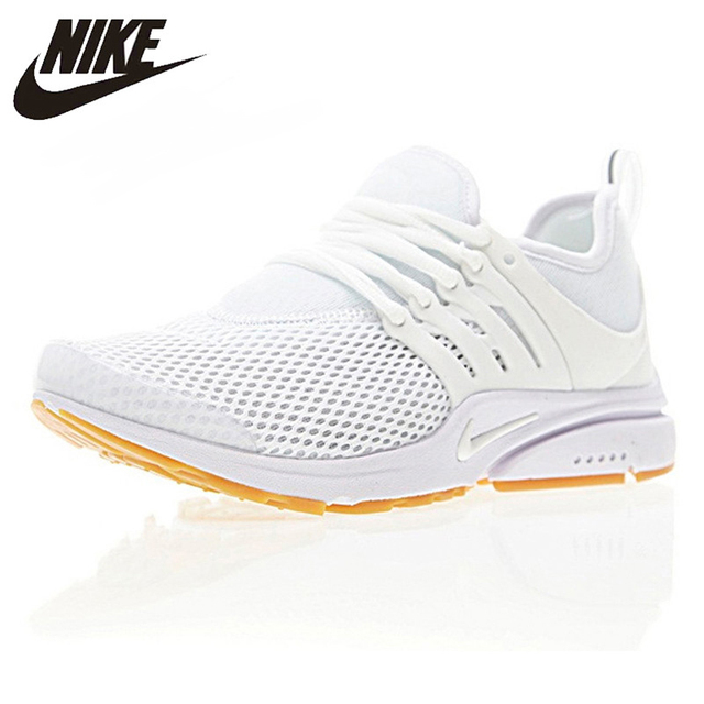 7c9b7ebaaedd51 Nike Air Presto Women Mesh white Running Shoes Sneakers Brand Sneakers  Outdoor 878068 600-in Running Shoes from Sports   Entertainment on  Aliexpress.com ...