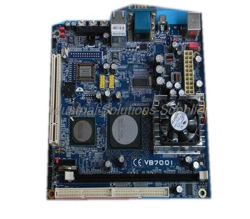 Mini-itx Motherboard Embedded Industrial Motherboard EPIA-VB7001 Av-out 100% tested perfect quality VB7001 mini itx motherboard embedded industrial motherboard epia m830 ultra thin dual channel lvds 100% tested perfect quality