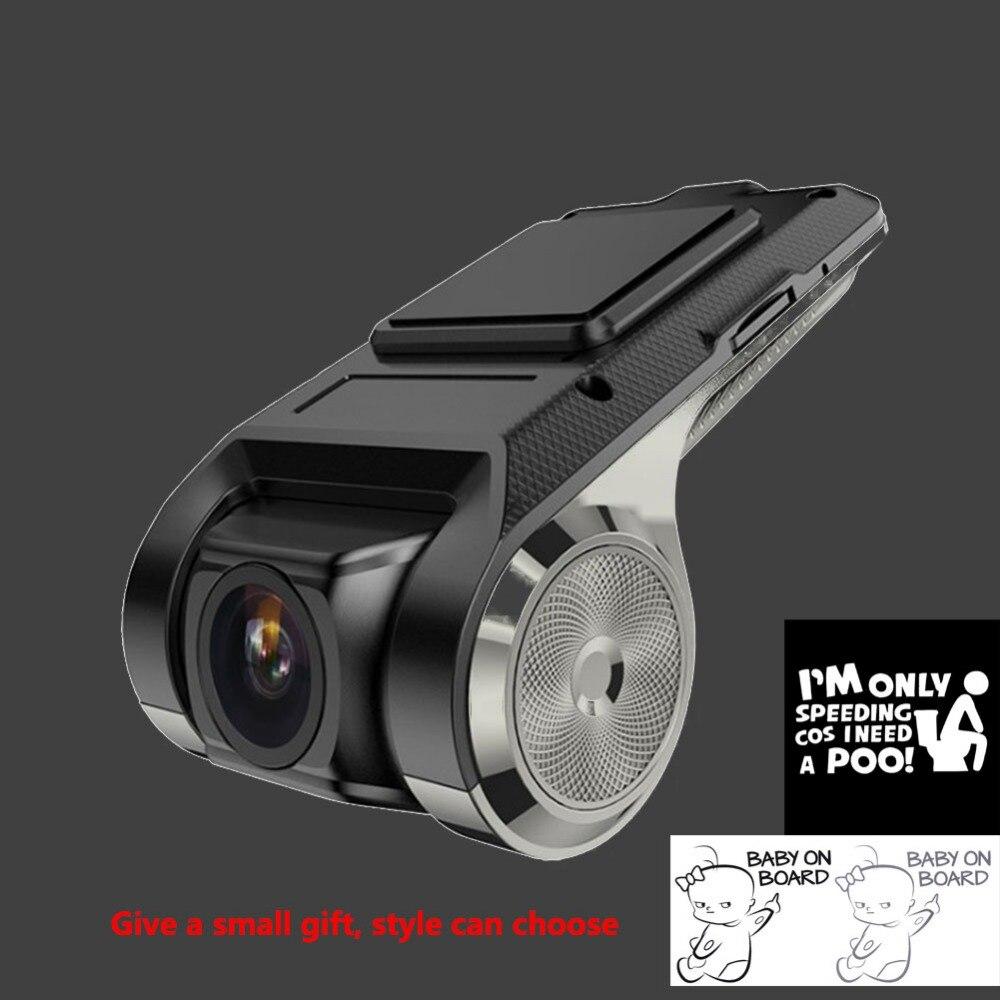 Video Recorder ADAS Dvr Android Kamera Auto Dash Kamera Auto Elektronik Zubehör Dashcam 1080 P FHD Objektiv WiFi DVR Recorder