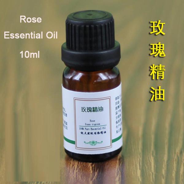 Natural Puro de 100% Subiu de Óleo Essencial de 10 ml, aromaterapia, Fragrância, FRESCO, Cuidados Com A Pele