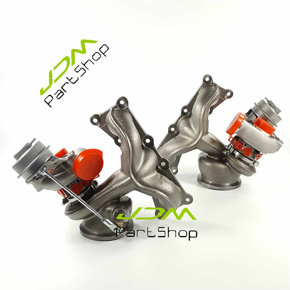 Twin Turbocharger 07031+07051 for BMW N54B30 135i 335i 335XI 535i 535XI 3.0L RHD Turbo