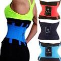 2016 Hot Body Shaper Cintura Tummy Control de Faja Cinturón de Cintura de Cincher Underbust Corset Firm Cintura Trainer Adelgaza Vientre Banda