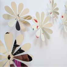 3D pcv ściana kwiatów naklejki domu kwiat ozdobny naklejki ścienne dla dzieci pokój TV naklejki ścienne kuchnia dzieci naklejki ścienne tanie tanio NoEnName_Null 3d naklejki Z tworzywa sztucznego Na ścianie WALL Nowoczesne PLANT Wielu kawałek pakiet