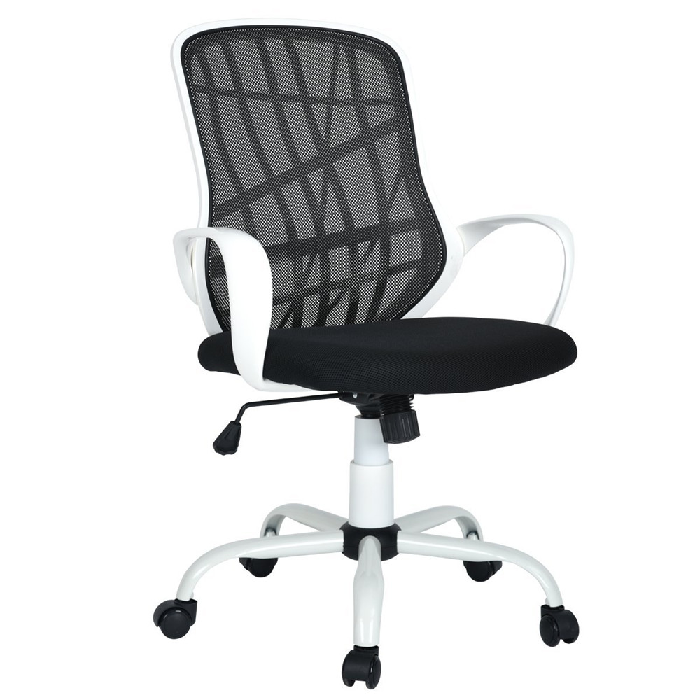 Metal Five Stars Feet Anomaly Grid Office Chair with Shake Dropshipping цена