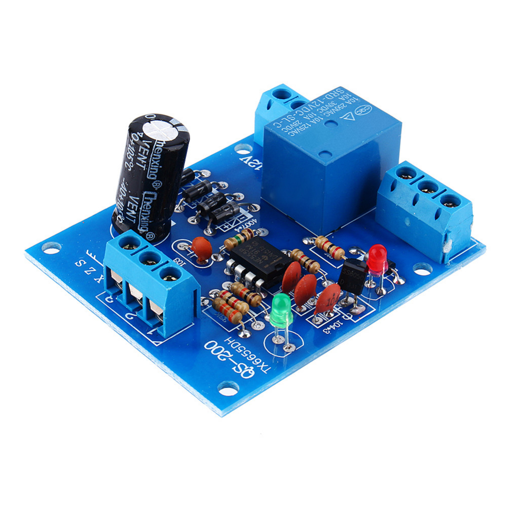 1 Pcsa Liquid Level Controller Sensor Module Water Detection Getfreereading Control Circuit Hot Sale In Flow Sensors From Tools On Alibaba Group