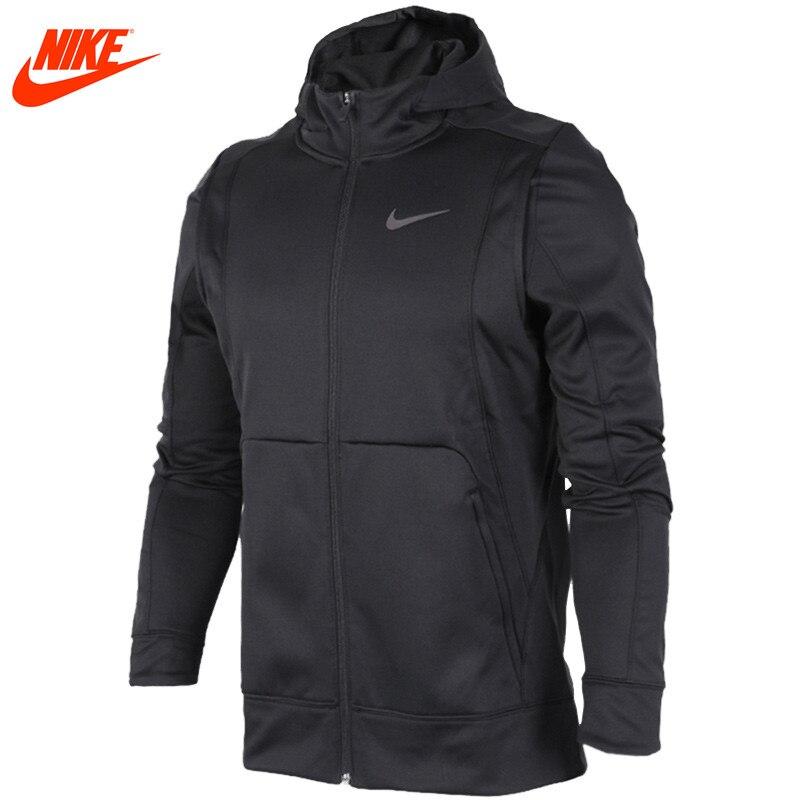 Nike men's winter keeping warm hooded sportswear jacket 800038-677-010 цена