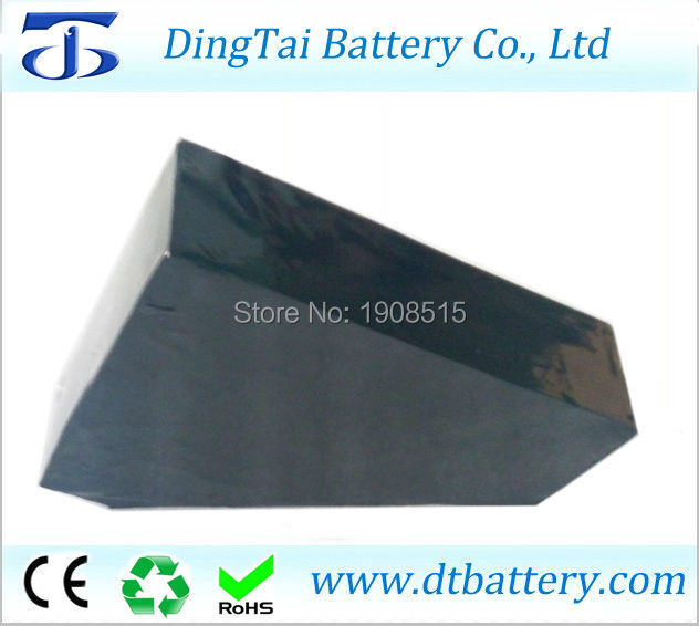 Triangle frame battery 48V 20Ah for fat tire ebike with ICR18650 29E 2900mAh Lithium ion battery pack with 54.6V 4A charger