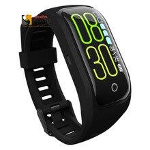 Smochm цветной сенсорный обновление фитнес gps трекер Смарт Браслет полоса спортивные часы водонепроницаемый шагомер пульсометр reloj Смарт часы