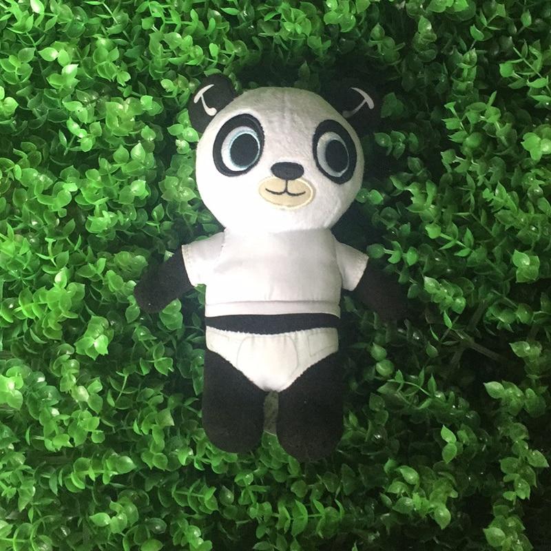 Peluche bing bunny giocattolo sula peluche giocattolo Hoppity Voosh flop Panda pando peluche regali per bambini