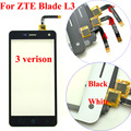 5.0 inch New Touch Screen Digitizer Panel For ZTE Blade HN V993W L3 Smartphone Front Glass Touchscreen Sensor 3 Version