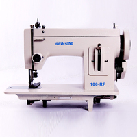 Desktop Sew Equipment Thick Synchrodrive Sewing Machine Leather Canvas Thick Desktop Sew Device CP114