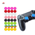 MIJOY Wholesale 10pcs Rubber Silicone Cap Thumb Stick Analog X Cover Case Joystick Thumb Grip For PS4 PS3 PS2 XBOX 360 One