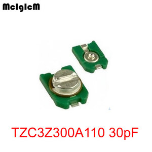 Image 5 - 1000pcs trimmer Adjustable capacitor 3PF 6PF 10PF 20PF 30PF SMD TZC3Z300A110 TZC3Z060A110 TZC3Z030A110 TZC3Z200A110 TZC3Z100A110