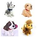 Новый Ребенка Раннего Образования Игрушки Sound Control Двигаться Электронные Игрушки Собака Плюшевая Собака Интерактивные Игрушки Детские Летию Со Дня Рождения Подарки