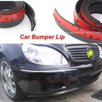 Auto Car Front Lip Deflector Lips Skirt For Mercedes Benz C E S CLS CLK CLA SLK R170 R171 R172 W203 W210 W211 AMG W204 A200 A180
