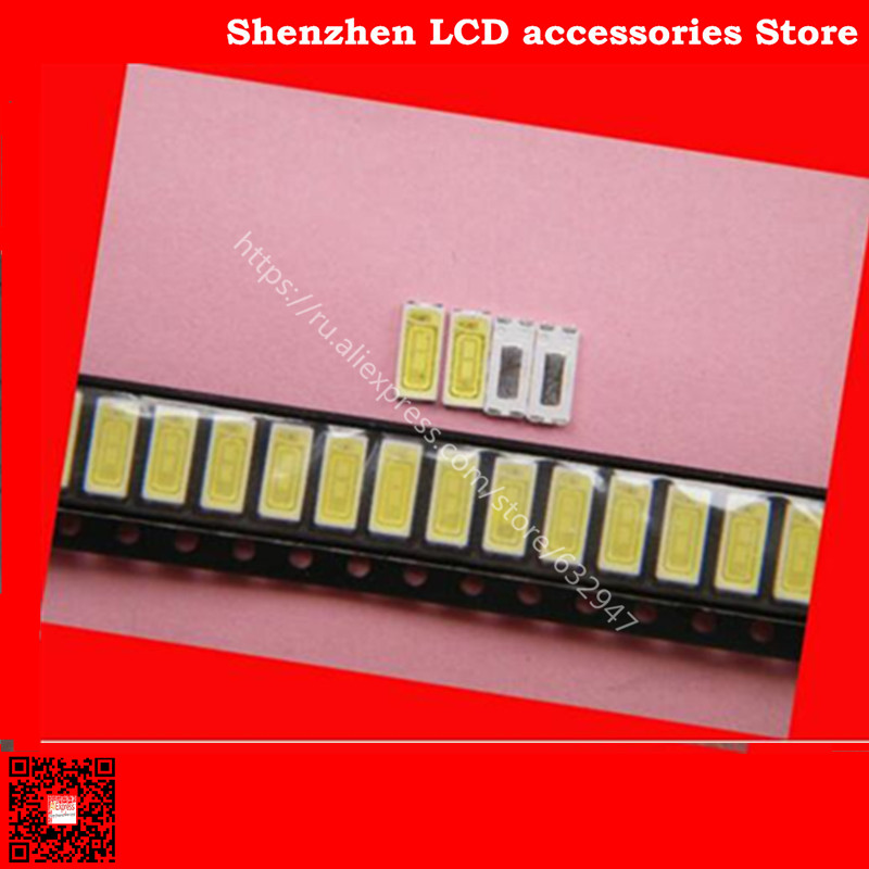 1000piece For Repair Sony Toshiba Sharp Led Lcd Tv Backlight Seoul Smd Leds 7030 6v Cold White Light Emitting Diode Stwbx2s0e Back To Search Resultselectronic Components & Supplies