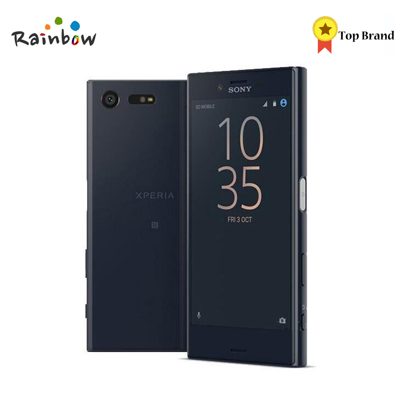 Sony Xperia X Compact F5321 Débloqué Original x mini GSM 4G Android Smartphone 3 GB RAM 32 GB De Stockage 4.6 WIFI GPS 2700 mAh