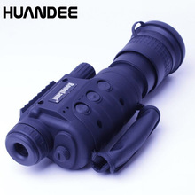 Cheap price 7X60 500m Day and night monocular telescope camera 6X50 digital infrared monocular night vision recorder huntting Night Vision
