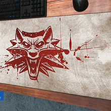 witcher mouse pad locked edge pad to mouse notbook computer mousepad cheapest ga