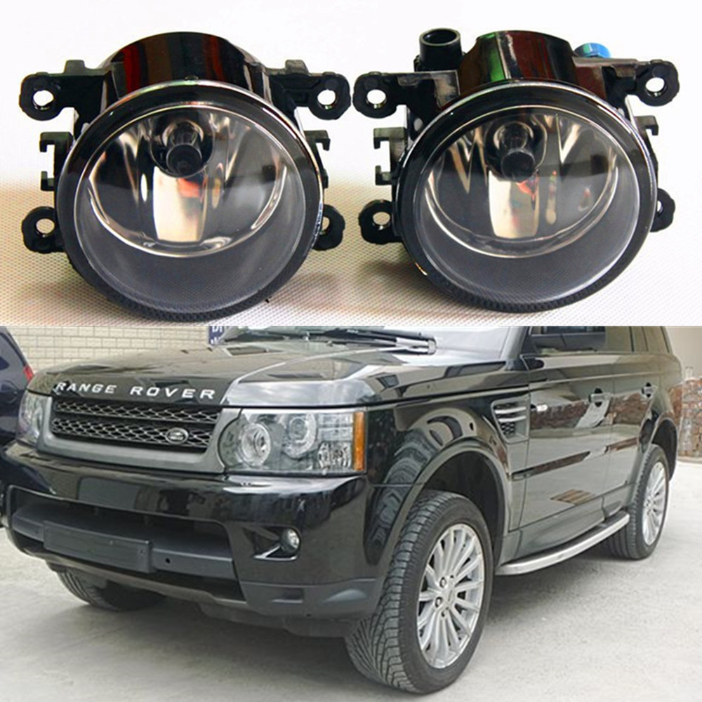 где купить  For LAND ROVER Range Rover Sport LS 2006-2013 car light sources Fog Lamps Car styling Fog Lights Halogen 1SET  дешево