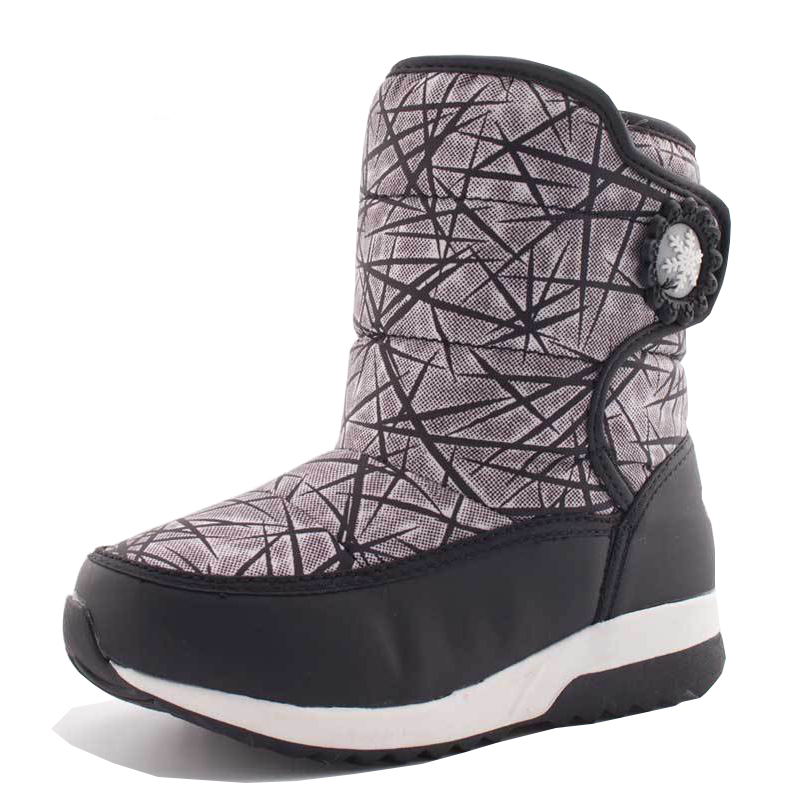 2018 Winter Rubber Boots kids snow boots children shoes girl boots waterproof non-slip for boys outdoor warm botas aps c fish eye lens 8mm f2 8 for fujifilm fx mount camera xt1 xt10 xe1 xe2 xm1