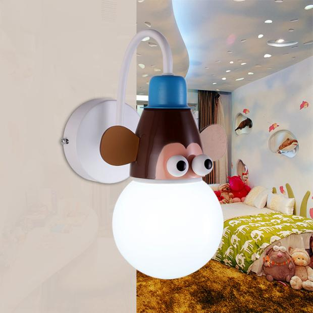 Cartoon kid wall lamp led children wall light child bedroom lighting cartoon kid wall lamp led children wall light child bedroom lighting novelty animal cartoon giraffe monkey zebra snow man in led indoor wall lamps aloadofball Image collections