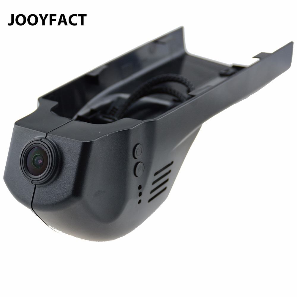JOOYFACT A1 Car DVR Registrator Dash Cam Video Recorder 1080P 96658 IMX323 WiFi Fit for BMW