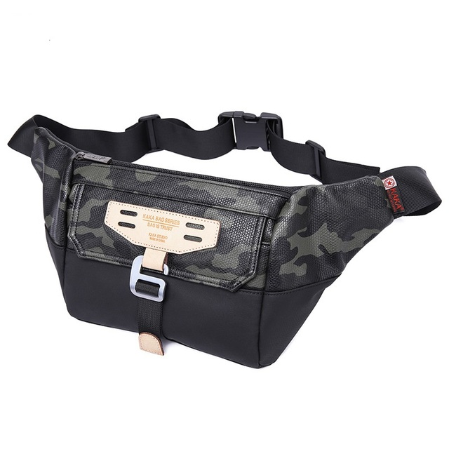 0076d714cd 33001 Spring and Summer Man Bag High Quality Chest Bags Men Multiplayer  Camouflage Bag
